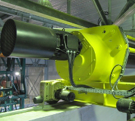 Process Production/Heavy duty cranes